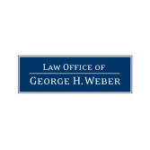 Law Office of George H. Weber