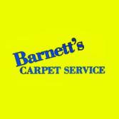 Barnett's Carpet Service