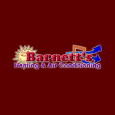 Barnett's Heating & Air Conditioning Inc.