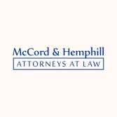 McCord & Hemphill, Attorneys at Law