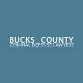 Bucks County Criminal Defense Lawyers