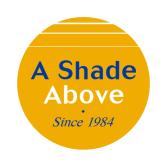 A Shade Above Window Fashions - Sunrise