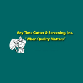 Any Time Roofing, Gutter & Screening LLC