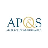 Adler Pollock & Sheehan P.C.