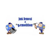 Junk Removal & Demolition