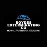 Boydes Exterminating Co