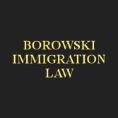 Borowski Immigration Law