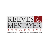 Reeves & Mestayer Attorneys
