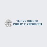 The Law Office Of Philip T. Ciprietti