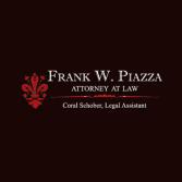 Frank W. Piazza Attorney At Law
