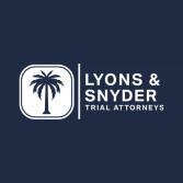 Lyons & Snyder