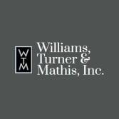William, Turner & Mathis, Inc.