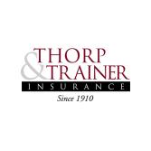 Thorp & Trainer Insurance
