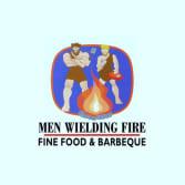 Men Wielding Fire
