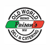 Paisan's Old World Deli & Catering