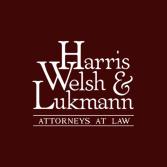 Harris Welsh & Lukmann Attorneys At Law