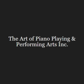 The Art of Piano Playing & Performing Arts Inc.