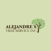 Alejandre's Tree Service Inc.