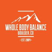 Whole Body Balance