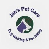 Jan's Pet Care