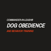 Commander-in-Leash Dog Obedience & Behavior Training