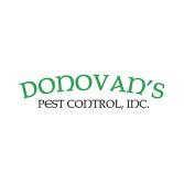 Donovan's Pest Control