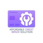 Affordable Credit Repair and Solution