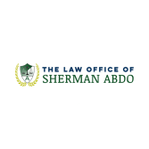 The Law Office Of  Sherman Abdo