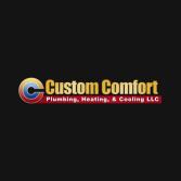 Custom Comfort Plumbing, Heating & Cooling LLC