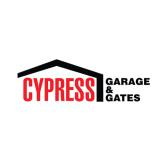 Cypress Garage and Gates