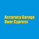 Accuracy Garage Door Cypress