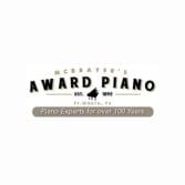 McBrayer's Award Piano