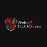 Badnell & Dick