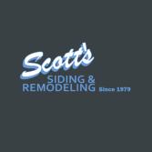 Scott's Siding & Remodeling Co.