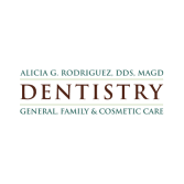 Alicia G. Rodriguez, DDS, MAGD
