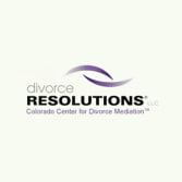 Divorce Resolutions