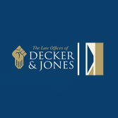The Law Offices of Decker & Jones