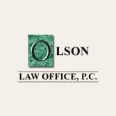 Olson Law Office, PC