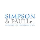 Simpson & Paull P.L.
