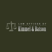The Law Offices Of Kimmel & Batson