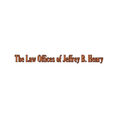 The Law Offices of Jeffrey B. Henry