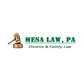 MESA LAW, PA