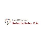 Law Offices of Roberta Kohn, P.A.