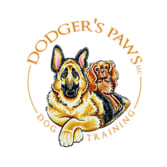 Dodger's Paws