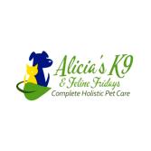 Alicia's K9 and Feline Fridays