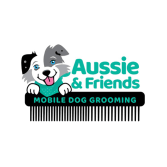 Aussie and Friends Mobile Dog Grooming