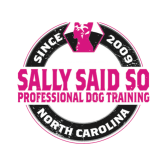 Sally Said So Professional Dog Training