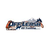 Off-Leash K9 Training - Colorado Springs