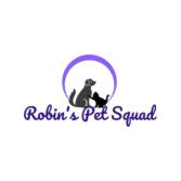 Robin's Pet Squad