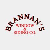 Brannan's Window & Siding Co.